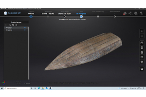 Intersection of Craftsmanship and Technology: EinScan H and Fusion 360 in Traditional Boat Building