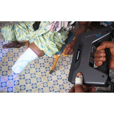 SHINING 3D Joins The Team To Improving Lives In Sierra Leone