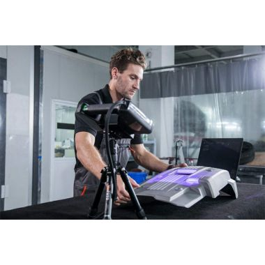 Professional 3d model scanner is incredible for high accuracy result