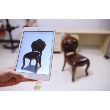 Enjoy 3D VirtualFurniture Shopping with EinScan Pro 2X 3D Scanner