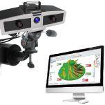 OptimScan-5M Metrology Blue Light 3D Scanner