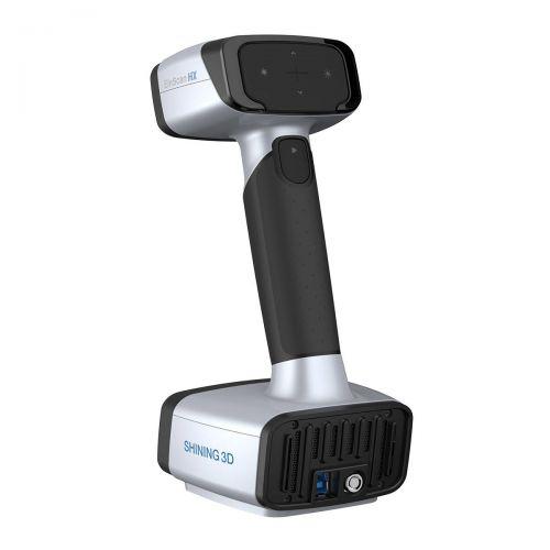 EinScan HX - Hybrid Blue Laser & LED Light Source Handheld 3D Scanner