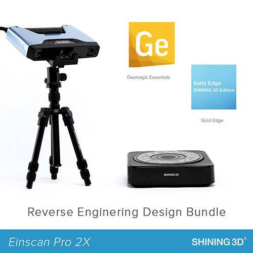 EinScan Pro 2X RED Bundle