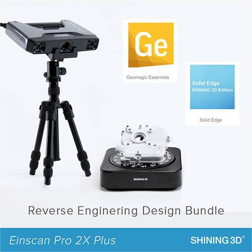 EinScan Pro 2X Plus RED Bundle