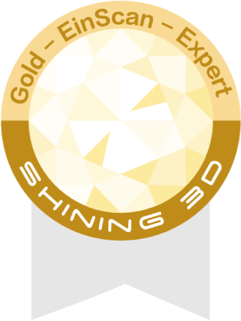 EinScan Certified Badge