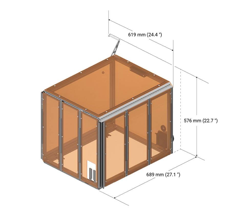 Enclosure A250 Spec