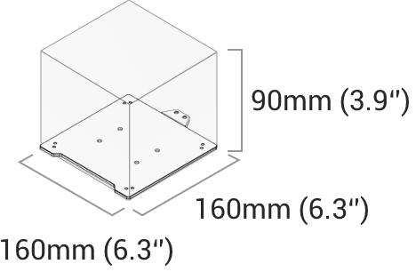 A150 CNC Carving Specification