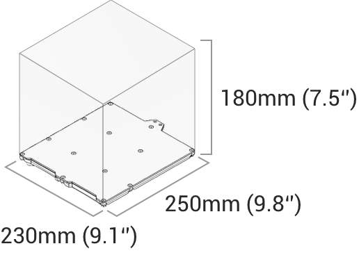 A250 CNC Carving Specification