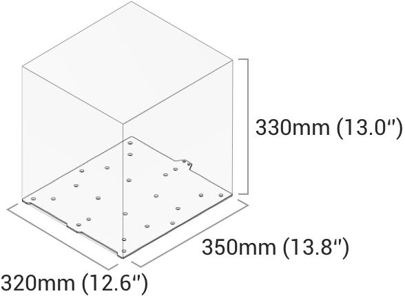 A350 3D Printing Specification