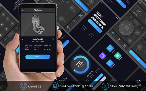 Smart Touchscreen
