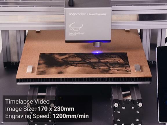 Faster Engraving