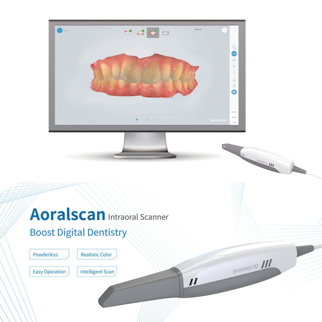 Aoralscan Intraoral 3D Scanner