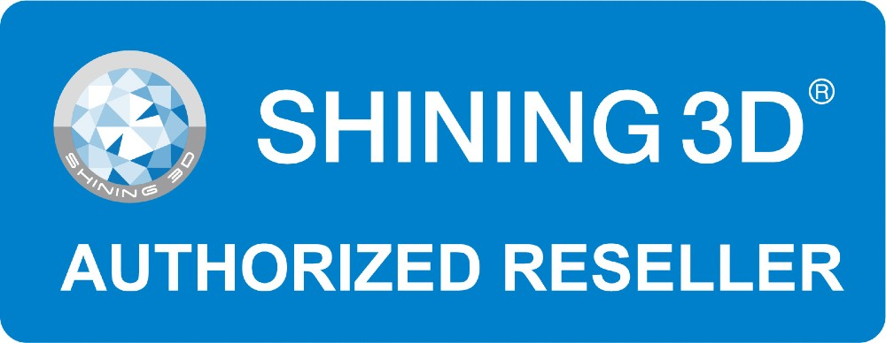 Shining 3d authorized reseller