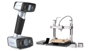 3D Scan-to-Print Bundle
